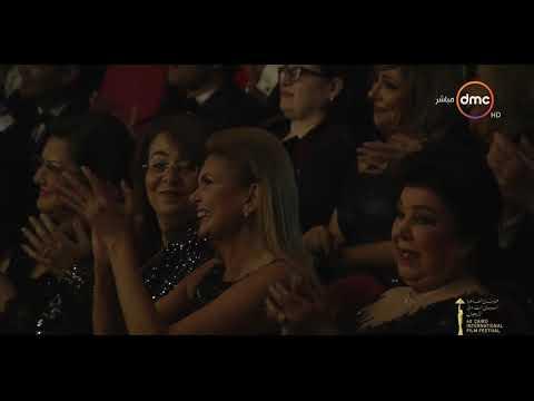 """حسن حسني يعبر عن سعادته بتكريم """"القاهرة السينمائي"""" بكلمات مؤثرة"""
