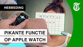 Deze smartwatch houdt je seksleven bij - HEBBEDING