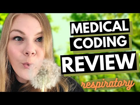 CPC Chapter Review - Respiratory - Medical Coding Course ...