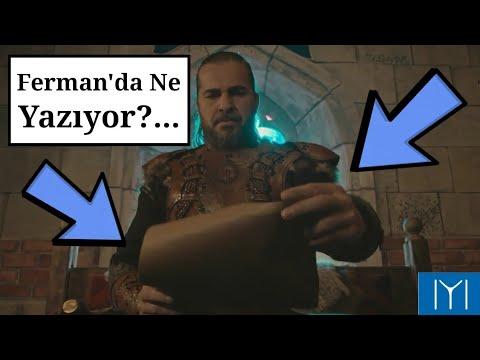 Diriliş'ertuğrul' 110.bölüm Fragman İncelemesi  -  Sultan'ın Son Fermanı...