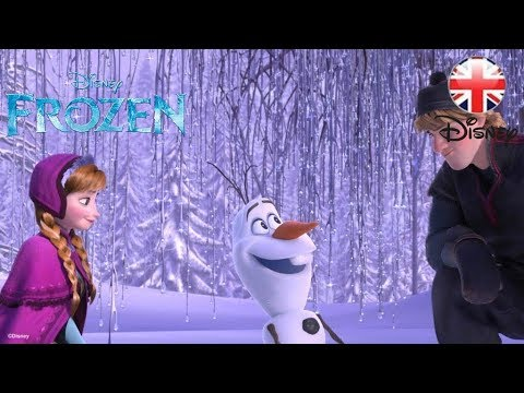 Frozen Commercial (2013 - 2014) (Television Commercial)