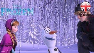 Disney's FROZEN | Full UK Trailer | Official Disney HD