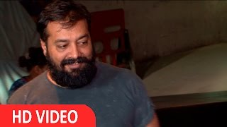 Anurag Kashyap At Special Screening Of Film Kapoor & Sons