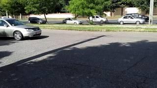 🚗 Уроки вождения (ограниченная парковка задним ходом)