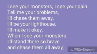 Katie Sky   Monsters Lyrics