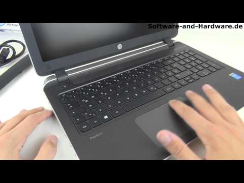 HP Pavilion 15-p025ng - Test / Review / Unboxing
