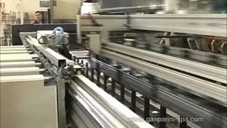 Linea per scalette portacavi