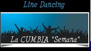 La Cumbia Semana, Apprendre à danser avec Philippe Marie Line / Learn to Cumbia Semana