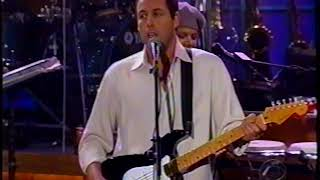 Adam Sandler - Werewolves of London (Live on The Late Show)