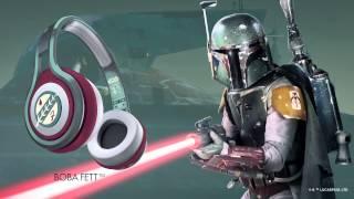SMS Star Wars Branded Headphones!