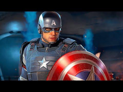 CAPTAIN AMERICA: Super Soldier Full Movie All Cutscenes