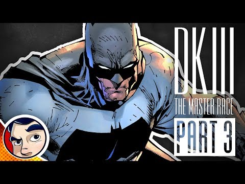 "Dark Knight III Master Race ""Grand Finale"" – InComplete Story"