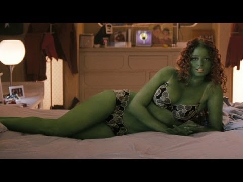 Top 10 Hottest Aliens from Movies and TV
