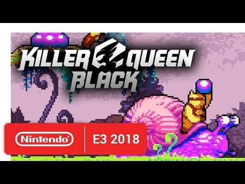 Killer Queen Black - Announcement Trailer - Nintendo E3 2018