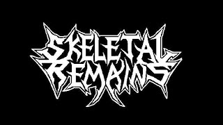 Interview with Chris Monroy from SKELETAL REMAINS!