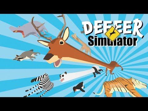 腦洞大開的 鹿模擬器《非常普通的鹿 》