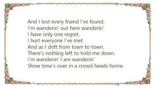 Chris Isaak - Wanderin' Lyrics