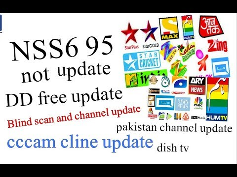 Nss6 95e Channel List 2019