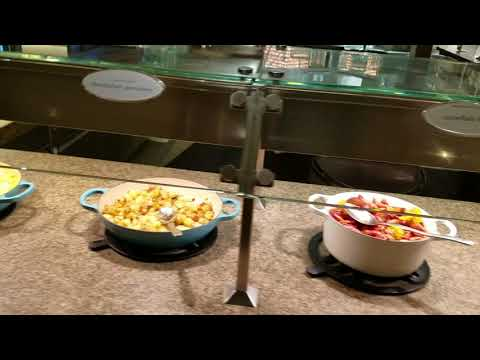 Bacchanal Buffet @ Caesars Palace Part 1