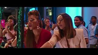 Girls Trip - Lisa Gets Stuck on Zipline - Own it 10/3 on Digital, 10/17 on Blu-ray & DVD.