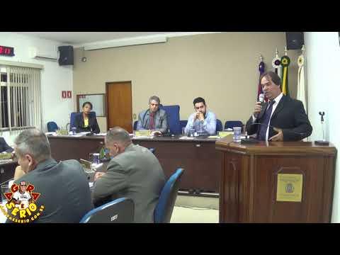 Tribuna Vereador Ginho terça- feira dia 6 de Fevereiro 2018