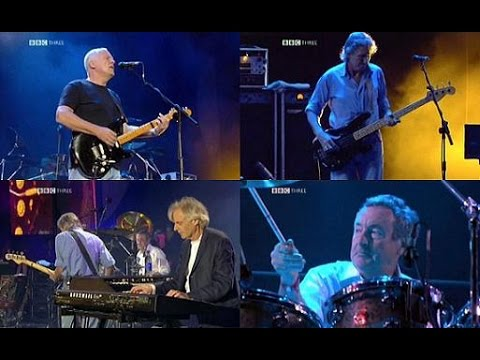 Pink Floyd - The LastConcert (Gilmour, Waters, Mason ,Wright )
