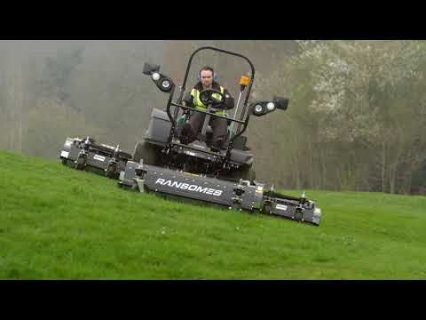Ransomes HM600