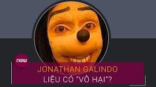 """Bị cư dân mạng Việt trêu chọc, Jonathan Galindo liệu có """"vô hại""""?   VTC Now"""