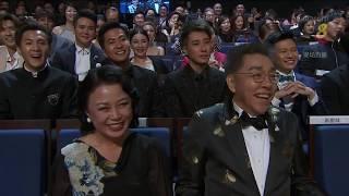 Star Awards 2019 - Top 10 Male - Zhu Hou Ren