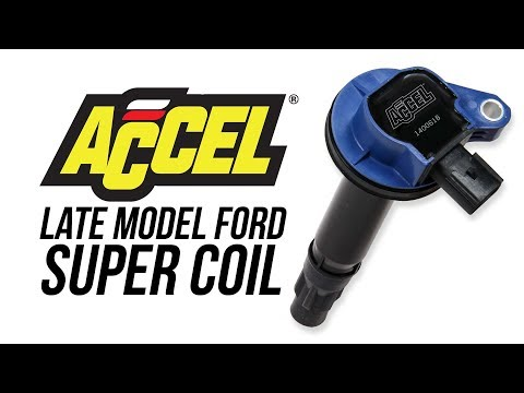 Accel Late Model Ford Super Coils