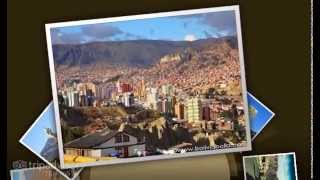 preview picture of video 'Bolivia Tourism: La Paz, Bolivia - Second Highest City in the World'