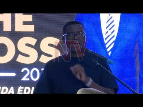 ENSONGA Z'ABAVUBUKA: Katikkiro Mayiga abakubirizza okukola