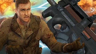 WHAT IS THE EVOLVED DEATHSTALKER ~ Forgotten Call Of Duty Zombie Weapons