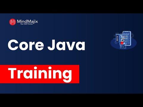 Core Java Training | Core Java Online Certification Course | Core ...