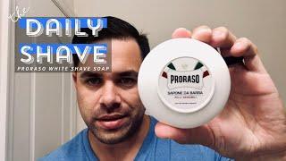 Proraso Shaving Cream Soap | The Daily Shave