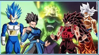 The Ancient Saiyan Connection in Broly Movie?
