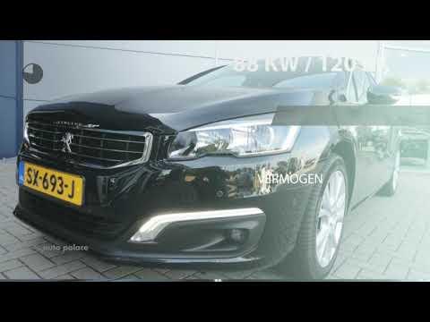 Peugeot 508 1.6 BlueHDi 120pk Executive     18 Inch LM velgen  