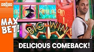 👠 Wizard of Oz 🤨 SERIOUS Comeback 😋 DELICIOUS ✦ BCSlots