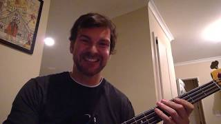 """""""Why does love do this to me?"""" - The Exponents bass lesson"""