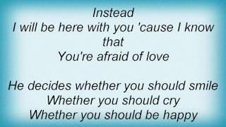 Ace Of Base - He Decides Lyrics