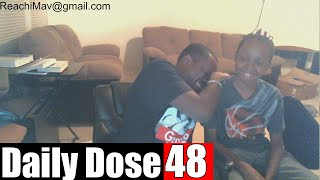 #DailyDose Ep.48 - (feat. Trent) TRENT'S FIRST GIRLFRIEND! #G1GB