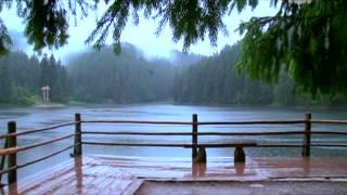 Сім природних чудес України. Озеро Синевир