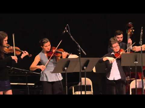 BlueJazz Strings & Combos Fall Concert