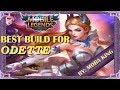 Mobile Legends Best Build For Odette