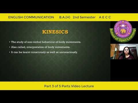 ENGLISH COMMUNICATION - PART - 3 By - MS KOMAL