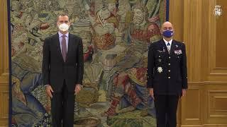 Audiencia al General André Lanata, Comandante del Mando Aliado de Transformación (SACT)