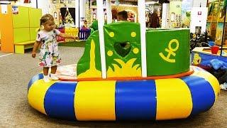 ✿ VLOG Диана в СТРАНЕ ЧУДЕС! Парк Развлечений Игровая Детская Площадка Amusement Park Kids Playroom