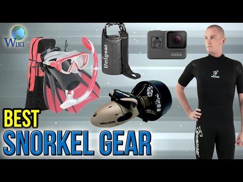 10 Best Snorkel Gear 2017