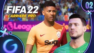 FIFA 22 : CARRIÈRE PRO FR #2 - Le Bouclier Européen !
