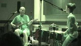 "The Evens - "" Around the Corner  "" live 5.22.2005"
